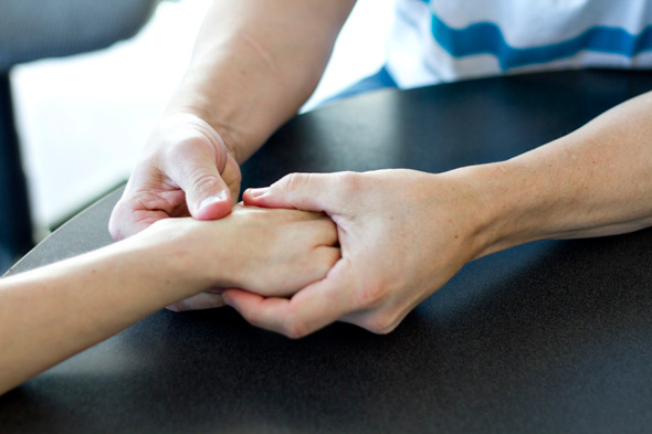 Massage Therapay Technique